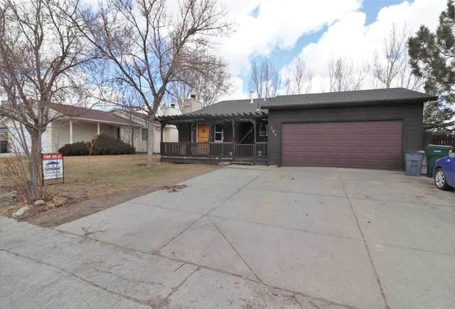 507 Dana Circle, Rock Springs, WY 82901 (MLS #20201599) :: Lisa Burridge & Associates Real Estate