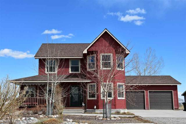 3355 Carson Drive, Riverton, WY 82501 (MLS #20201602) :: Lisa Burridge & Associates Real Estate