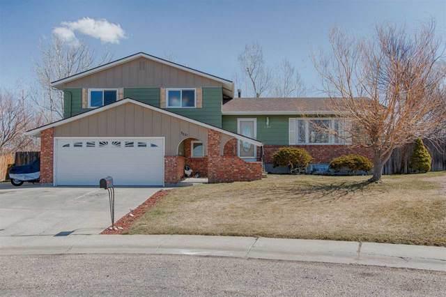 3831 Washakie, Casper, WY 82609 (MLS #20201606) :: Lisa Burridge & Associates Real Estate
