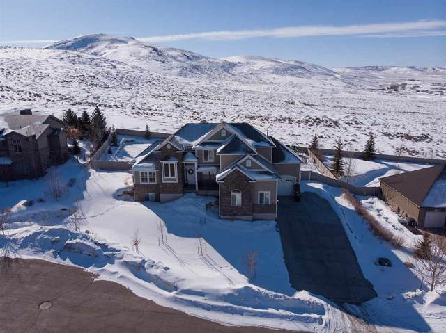 215 Kingfisher Ave., Evanston, WY 82930 (MLS #20201609) :: Lisa Burridge & Associates Real Estate