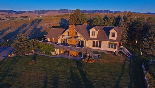 425 French Creek Road, Buffalo, WY 82834 (MLS #20201610) :: RE/MAX The Group