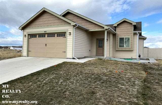 466 S Wind River Drive, Douglas, WY 82633 (MLS #20201615) :: Lisa Burridge & Associates Real Estate