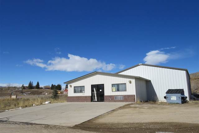 1018 E Main, Lander, WY 82520 (MLS #20201619) :: Lisa Burridge & Associates Real Estate