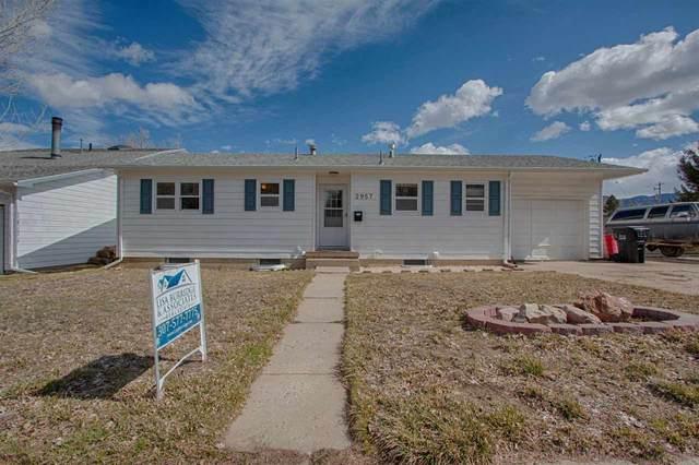 2957 Saratoga Road, Casper, WY 82604 (MLS #20201622) :: Lisa Burridge & Associates Real Estate
