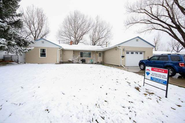 1830 Bonnie Brae, Casper, WY 82601 (MLS #20201638) :: Lisa Burridge & Associates Real Estate