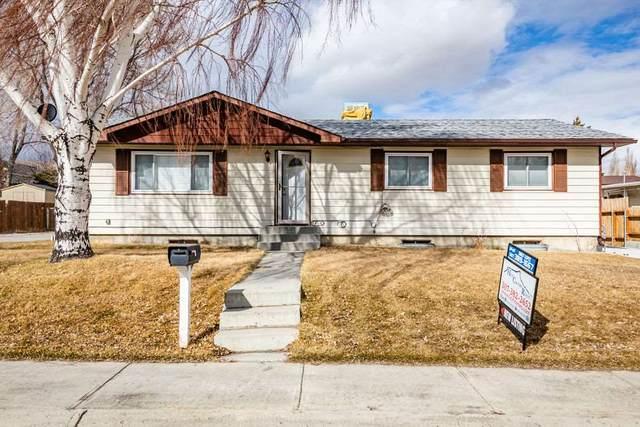 1415 Essex Street, Green River, WY 82935 (MLS #20201639) :: Lisa Burridge & Associates Real Estate