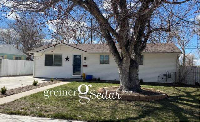 1734 Brigham Young, Casper, WY 82604 (MLS #20201646) :: Lisa Burridge & Associates Real Estate