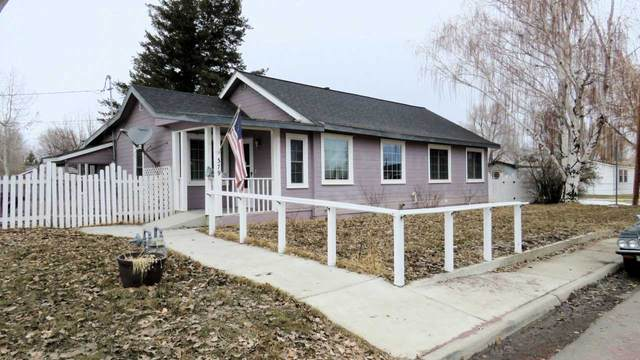 379 N 8th Street, Lander, WY 82520 (MLS #20201649) :: Lisa Burridge & Associates Real Estate