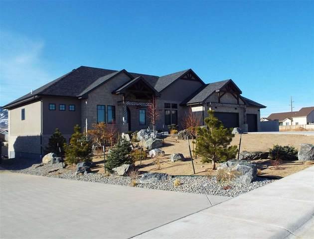 4423 Freedom Circle, Casper, WY 82609 (MLS #20201652) :: Lisa Burridge & Associates Real Estate