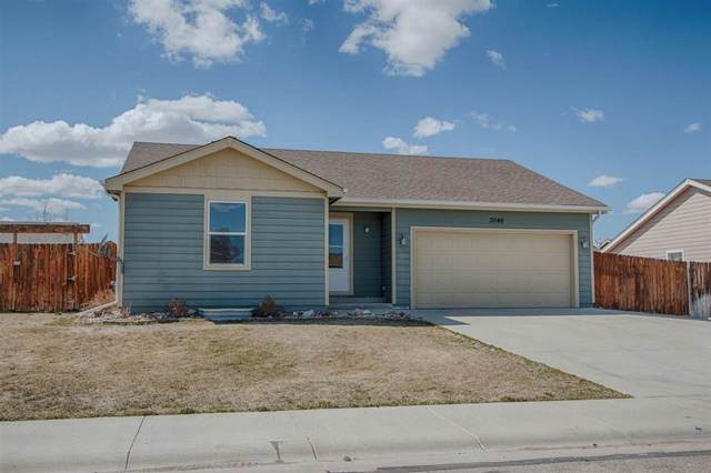 3046 Cold Springs Road, Casper, WY 82604 (MLS #20201661) :: Lisa Burridge & Associates Real Estate