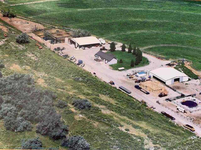 1221 Missouri Valley Road, Riverton, WY 82501 (MLS #20201665) :: Lisa Burridge & Associates Real Estate
