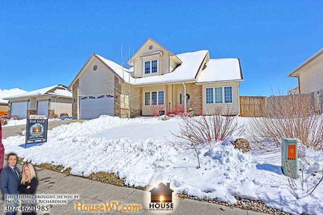 4421 Shasta Drive, Casper, WY 82604 (MLS #20201666) :: Lisa Burridge & Associates Real Estate