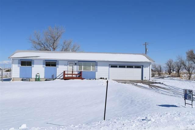 24 N Coyote Road, Glenrock, WY 82637 (MLS #20201668) :: Lisa Burridge & Associates Real Estate
