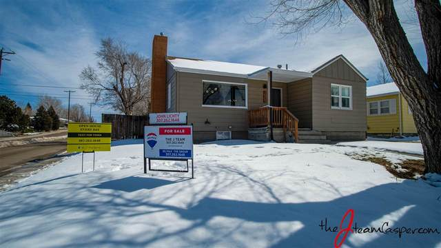 1515 S Jackson, Casper, WY 82601 (MLS #20201669) :: Lisa Burridge & Associates Real Estate