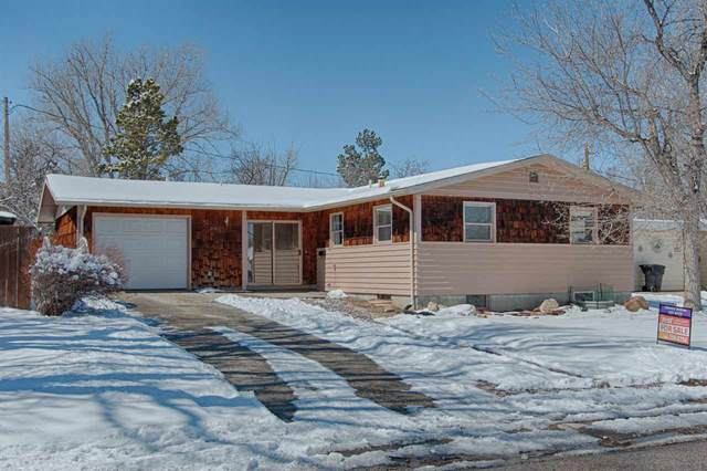2438 S Coffman, Casper, WY 82604 (MLS #20201670) :: Lisa Burridge & Associates Real Estate