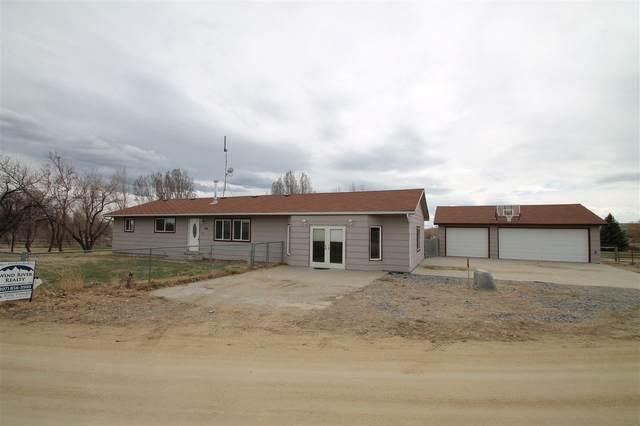 88 Cliff, Riverton, WY 82501 (MLS #20201671) :: Lisa Burridge & Associates Real Estate