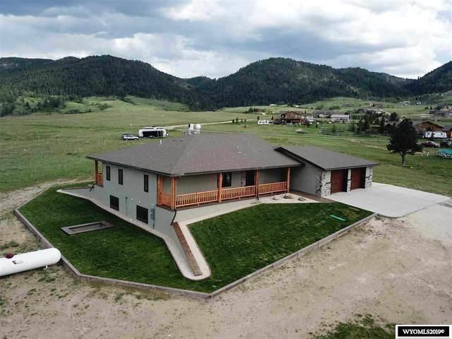 6593 Ridgecrest Drive, Casper, WY 82601 (MLS #20201696) :: Lisa Burridge & Associates Real Estate
