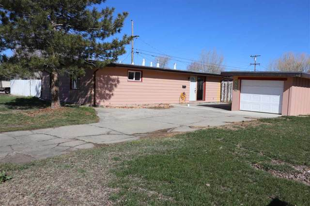 2954 Bellaire Drive, Casper, WY 82604 (MLS #20201703) :: Real Estate Leaders