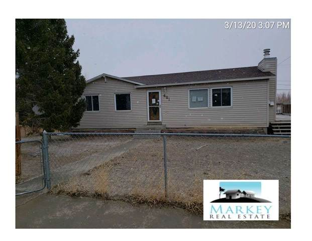 421 E Miller, Rawlins, WY 82301 (MLS #20201704) :: Real Estate Leaders