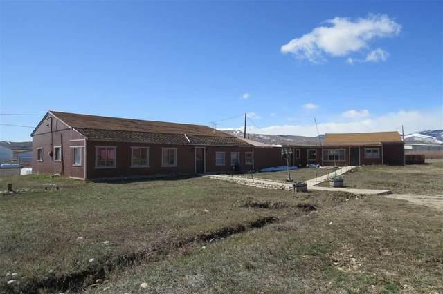 7957 Highway 789, Lander, WY 82520 (MLS #20201708) :: Lisa Burridge & Associates Real Estate