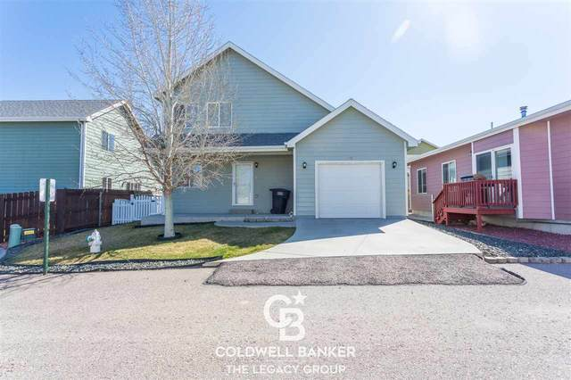 3358 Chaparral Dr, Casper, WY 82604 (MLS #20201717) :: Real Estate Leaders