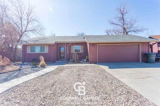 6471 Buckboard Road, Casper, WY 82604 (MLS #20201720) :: Lisa Burridge & Associates Real Estate