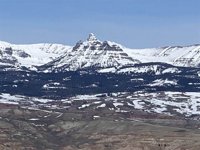 TBD Water Gulch Court, Dubois, WY 82513 (MLS #20201734) :: Real Estate Leaders