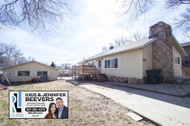 754 S 3rd Street, Glenrock, WY 82637 (MLS #20201763) :: RE/MAX The Group