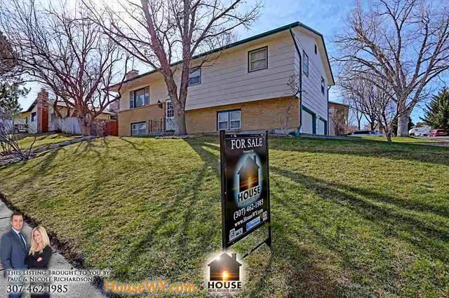 4041 Bretton Drive, Casper, WY 82609 (MLS #20201820) :: Lisa Burridge & Associates Real Estate