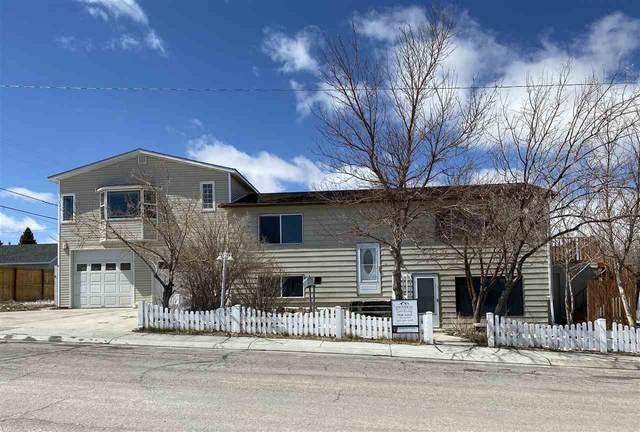 606 Sage Hills, Rawlins, WY 82301 (MLS #20201874) :: Lisa Burridge & Associates Real Estate