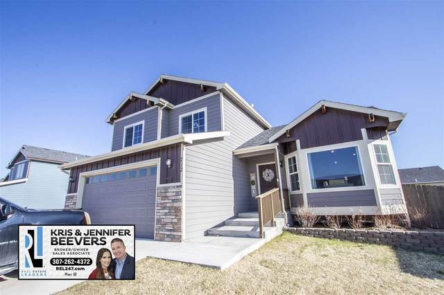 712 Camp Davis Circle, Evansville, WY 82636 (MLS #20201885) :: Real Estate Leaders