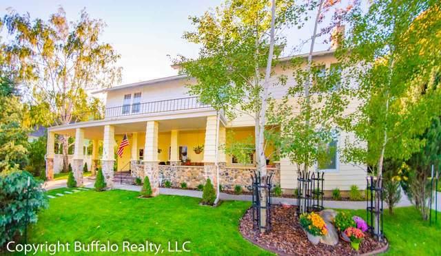 590 N Burritt Avenue, Buffalo, WY 82834 (MLS #20201898) :: Real Estate Leaders