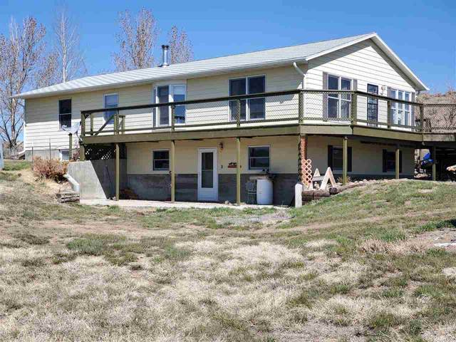 664 Sunnyside Lane, Worland, WY 82401 (MLS #20201902) :: RE/MAX The Group