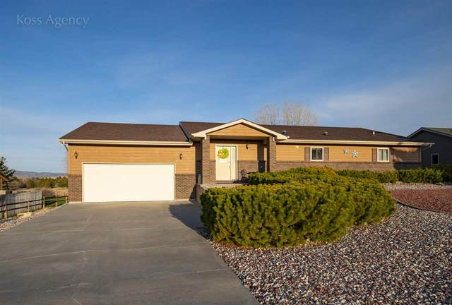 54 Fairway Drive, Douglas, WY 82633 (MLS #20201917) :: Lisa Burridge & Associates Real Estate