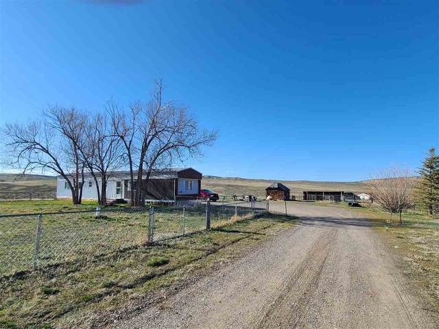 318 Jessie, Thermopolis, WY 82443 (MLS #20201934) :: RE/MAX The Group
