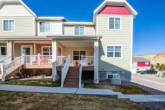 440 Elk Valley Drive, Green River, WY 82935 (MLS #20201955) :: RE/MAX The Group