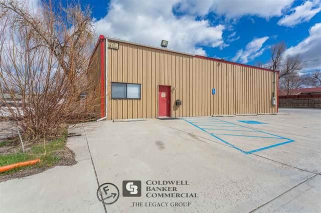 721 Saint John, Casper, WY 82601 (MLS #20201991) :: Real Estate Leaders
