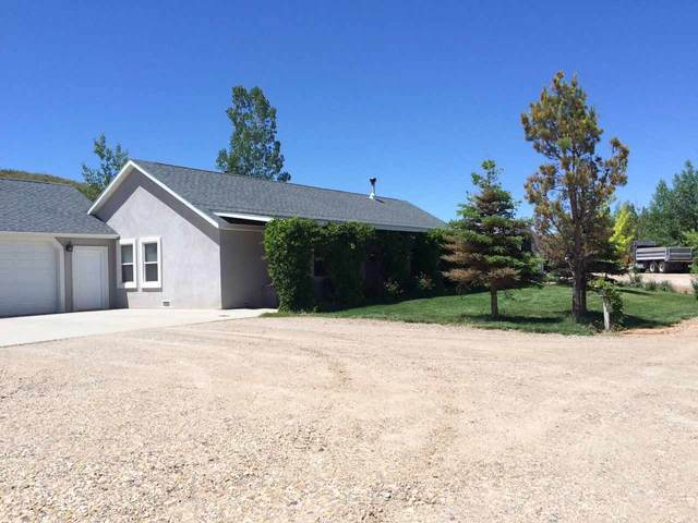 424 N Cottonwood St., Ten Sleep, WY 82442 (MLS #20202120) :: RE/MAX The Group