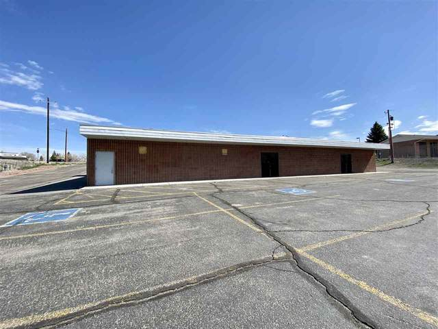 1409 W Main Street, Riverton, WY 82501 (MLS #20202125) :: Lisa Burridge & Associates Real Estate