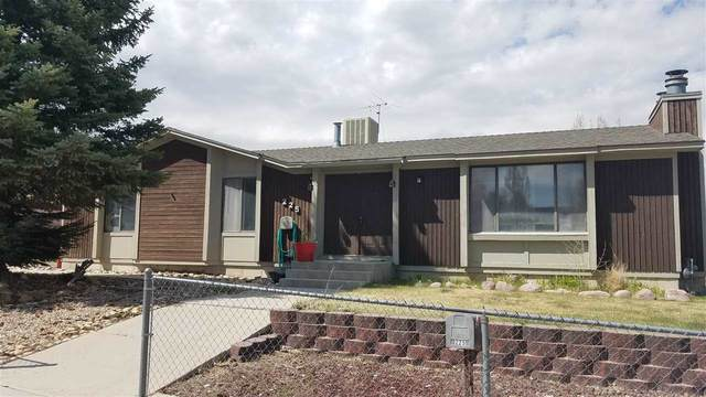 225 Clear View Drive, Green River, WY 82935 (MLS #20202135) :: RE/MAX The Group