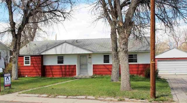 1300 Amoretti Street, Thermopolis, WY 82443 (MLS #20202203) :: Lisa Burridge & Associates Real Estate