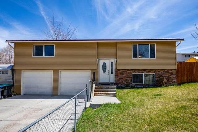 2010 Wyoming Drive, Green River, WY 82935 (MLS #20202258) :: Lisa Burridge & Associates Real Estate