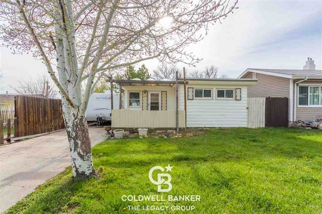 1249 S Kenwood Street, Casper, WY 82601 (MLS #20202274) :: RE/MAX The Group