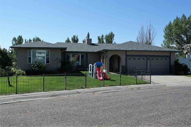 1551 Cottonwood Avenue, Wheatland, WY 82201 (MLS #20202297) :: RE/MAX The Group