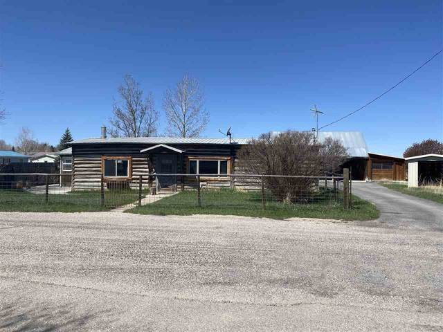 606 N 6th, Saratoga, WY 82331 (MLS #20202303) :: Lisa Burridge & Associates Real Estate