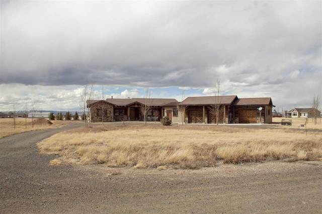 836 Sally Port Road, Laramie, WY 82070 (MLS #20202307) :: Real Estate Leaders