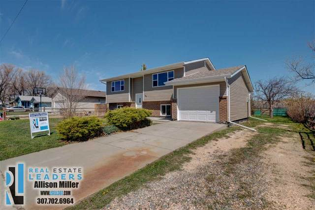 146 Fort Laramie, Glenrock, WY 82637 (MLS #20202317) :: Real Estate Leaders