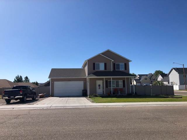 3316 Via Capri, Rock Springs, WY 82901 (MLS #20202321) :: RE/MAX The Group