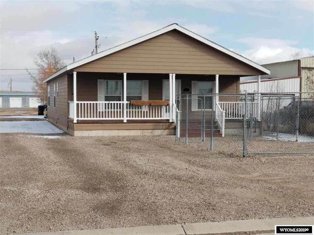 16 Maxwell Street, Marbleton, WY 83113 (MLS #20202342) :: RE/MAX The Group