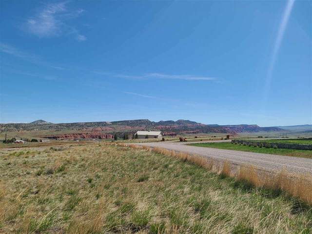 Tract 15 Sable Run Subdivision, Thermopolis, WY 82443 (MLS #20202344) :: Real Estate Leaders